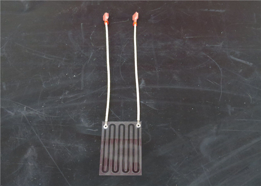 Customized 24V Polyimide Thermofoil Heaters For Electric Fireplace Heater